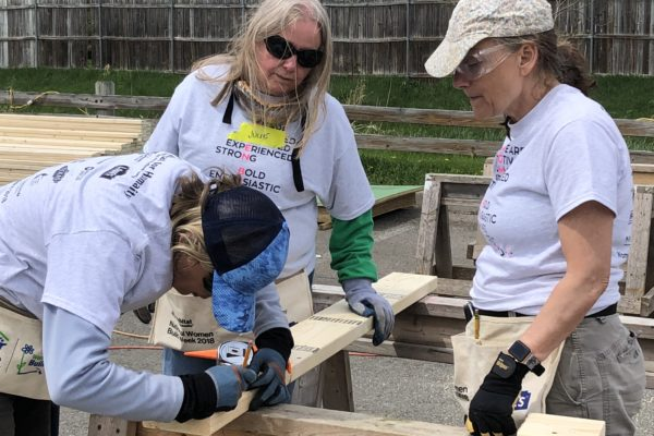 Register today for Women Build Weekend 2019!