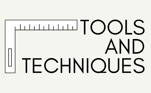 Introducing: Tools and Techniques!