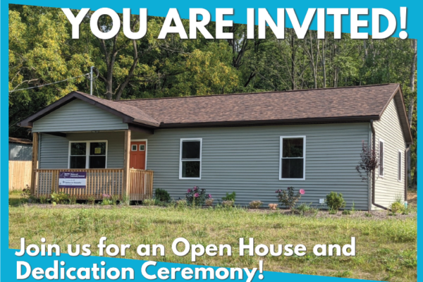 Celebrate with us, and Welcome Tamrie & Family Home!